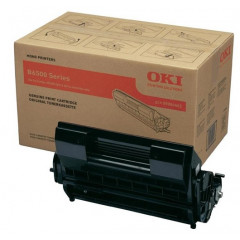 OKI laser B6500 toner BK HC 09004462