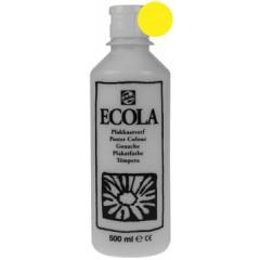 Plakkaatverf Talens ecola 500ml citroengeel