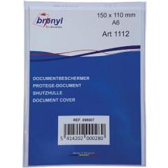 Showtas Bronyl PVC A6 180 micron transparant