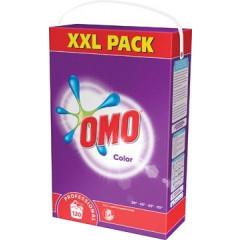Waspoeder Omo XXL voor gekleurde was 8,4kg