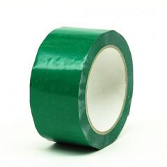 Etitape PVC 50mm x 66m 37µ groen