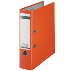 Ordner Leitz 180° PP A4 80mm oranje (101045)