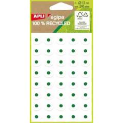 Versterkingsringen Apli 13mm gerecycleerd wit (240)
