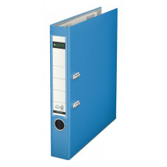 Ordner Leitz PP 180° A4 50mm licht blauw (1015503)