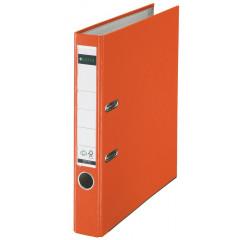 Ordner Leitz PP 180° A4 50mm oranje