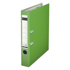 Ordner Leitz 180° PP A4 50mm licht groen