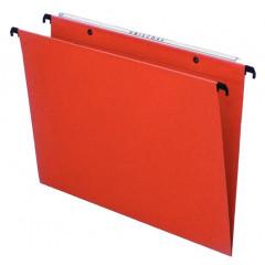 Hangmap Esselte Orgarex Kori Uniscope karton A4 330mm V-bodem lade oranje (25)