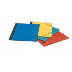 Tekenmap Esselte A4 33x25cm blauw