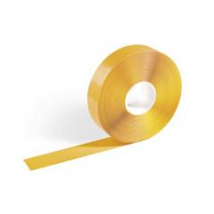 Vloermarkering Durable Duraline sticker 50mmx30m geel