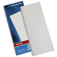 Smalfolio Atlanta 13,5x33cm 100blz gelijnd