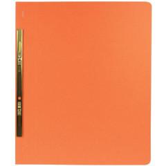 Hechtmap met glijder Esselte Manilla karton A4 oranje (50)(100332o)
