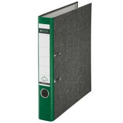 Ordner Leitz 180° karton A4 50mm groen