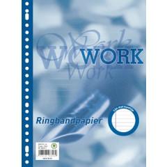 Ringbandpapier Oxford work A4 23-gaats gelijnd 100 vel