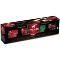 Chocolade Cote d'or Mignonnettes Four Seasons 10g (32)