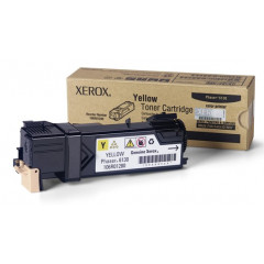 Toner Xerox Color Laser 106R01280 Phaser 6130 1.900 pag. YEL