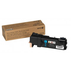 Toner Xerox Color Laser 106R01594 Phaser 6500DN 2.500 pag. CY