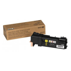 Toner Xerox Color Laser 106R01596 Phaser 6500DN 2.500 pag. YEL