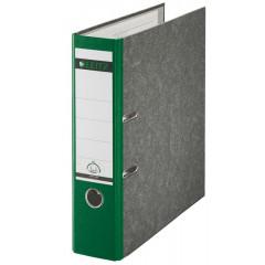 Ordner Leitz 180° karton A4 75mm groen
