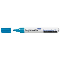 Whiteboardmarker Legamaster TZ1 rond 1,5-3mm lichtblauw