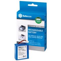 Oplaadbare batterij Safescan voor 135/145/155/165