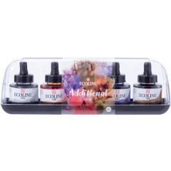 Waterverf Talens Ecoline 30ml assorti additioneel (5)