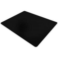 Vloermat Floortex PVC voor tapijt 90x120cm zwart