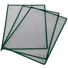 Tassen voor zichtpanelensysteem Tarifold T-display groen (10)