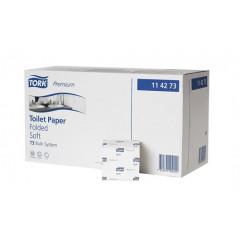 Toiletpapier Tork Premium Soft Folded T3 2-laags 252vel (30)