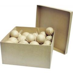 Kerstbal Graine Créative karton (40)
