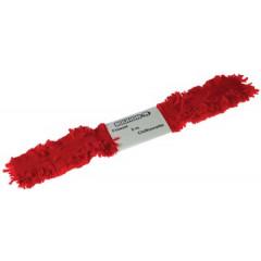 Froezelpapier Bouhon 6cm x 5m rood