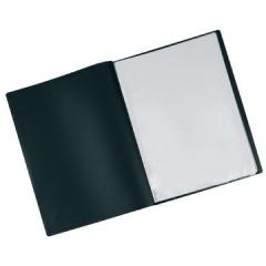 Showalbum Elba polyvision PP A4 100 tassen zwart