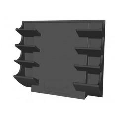 Markerhouder Legamaster voor glasborden magnetisch zwart