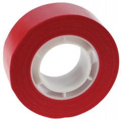 Plakband Apli PP 19mm x 33m rood voor kleine afroller