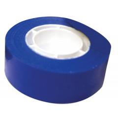 Plakband Apli PP 19mm x 33m blauw voor kleine afroller