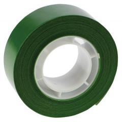 Plakband Apli PP 19mm x 33m groen voor kleine afroller