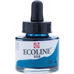 Waterverf Talens Ecoline 30ml pruisischblauw