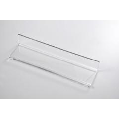 Afleggoot Legamaster voor glasborden 22cm doorzichtig