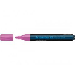 Paintmarker Schneider Maxx 270 rond 1-3mm roze