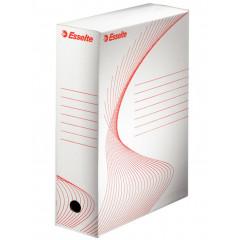 Archiefdoos Esselte standaard 25,5x35,4x10cm wit (25) (1282010)