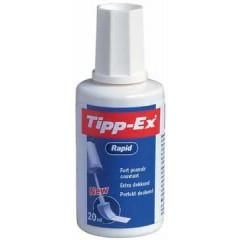 Correctievloeistof Tipp-ex rapid 20ml