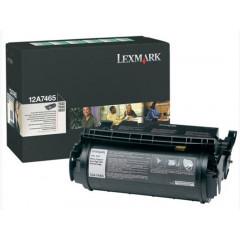 Lexmark laser T632/634 toner 12A7465