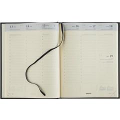 Agenda Brepols Timing Lima 171x220mm assorti 2022 1 week/2 pagina's