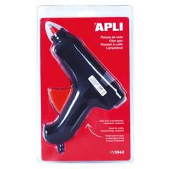 Lijmpistool Apli incl. 2 lijmpatronen 11mm