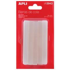 Lijmpatronen voor lijmpistool Apli transparant 11mm (10)