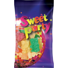 Snoepzakje Sweet Party zure beertjes 100gr