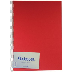 Fotoplakboek Papyrus 40x28cm assorti