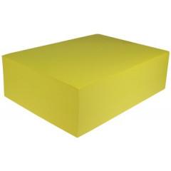 Tekenpapier A4 120gr geel (500)