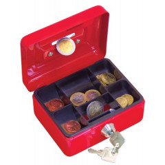 Geldkoffer mini Wedo 12,5x9,5x6,3cm assorti