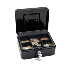 Geldkoffer Wedo 20x16x9cm zwart