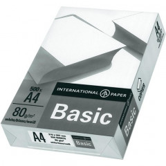 Ip basic DIN A4 80gr wit (COPIER01)
